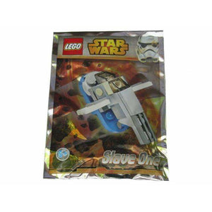 LEGO Jango Fett's Slave One Micro foil pack - 911508 - Star Wars image