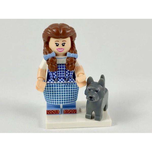 LEGO Dorothy Gale & Toto, The LEGO Movie 2 - 71023 - Figurines image