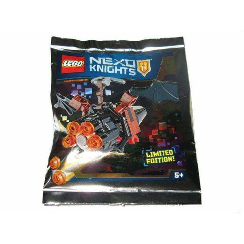 LEGO Fiery Bat foil pack - 271609 - Nexo Knights image