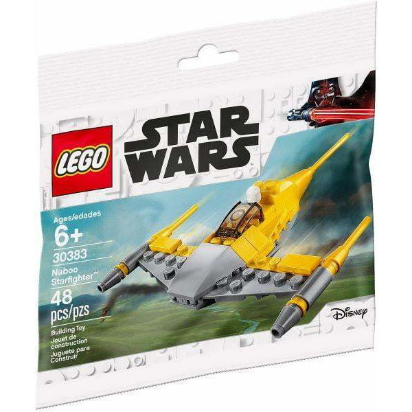 LEGO Naboo Starfighter (Polybag) - 30383 - Star Wars - La Briqueterie