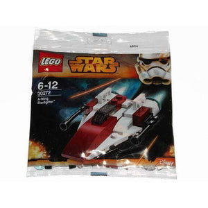 LEGO A-Wing Starfighter (Polybag) - 30272 - Star Wars - La Briqueterie