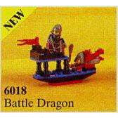 Charger l'image dans la galerie, LEGO Battle Dragon - 6018 - Castle image