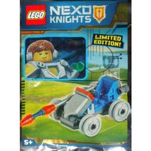Charger l'image dans la galerie, LEGO Knight Racer foil pack - 271606 - Nexo Knights image