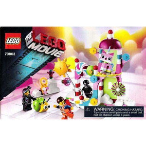 LEGO Le palais des nuages - 70803 - The LEGO Movie