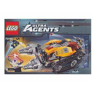 LEGO Le diamant de Drillex - 70168 - Ultra Agents image