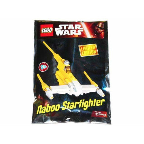 LEGO Naboo Starfighter foil pack - 911609 - Star Wars image