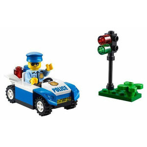 LEGO La police de la circulation (Polybag) - 30339 - Juniors image