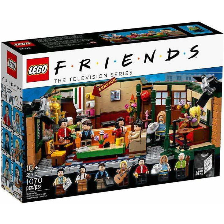 LEGO Central Perk (Friends) - 21319 - LEGO Ideas (CUUSOO) - La Briqueterie