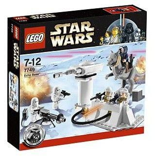 LEGO Echo Base - 7749 - Star Wars image