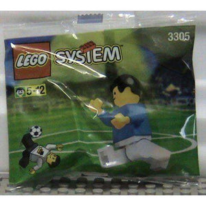 LEGO 3305 World Team Player polybag