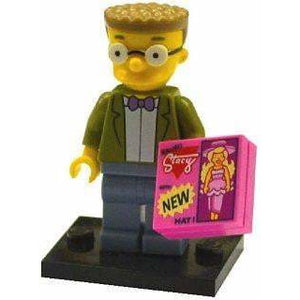 LEGO colsim2 Waylon Smithers, The Simpsons, Series 2