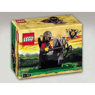 LEGO Defense Archer - 4801 - Castle image