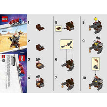 Charger l'image dans la galerie, LEGO Mini Master-Building MetalBeard (Polybag) - 30528 - The LEGO Movie 2 image
