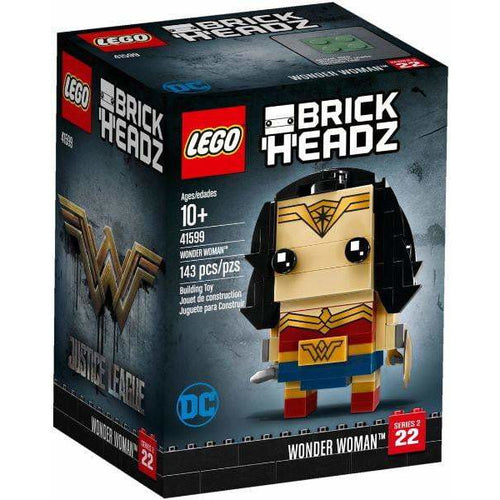 LEGO Wonder Woman - 41599 - BrickHeadz image
