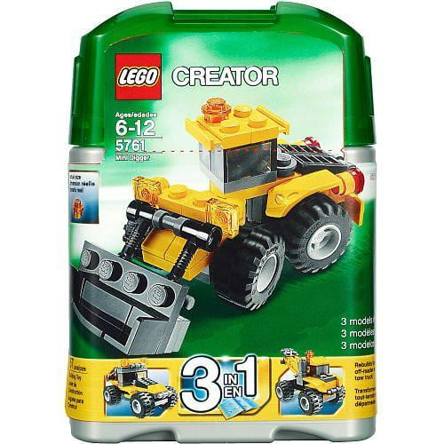LEGO 5761 La mini pelleteuse
