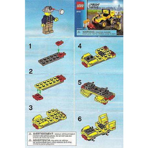 LEGO Mining Quad polybag - 30152 - City image