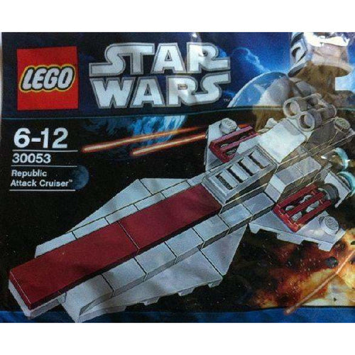 LEGO 30053 Republic Attack Cruiser - Mini polybag