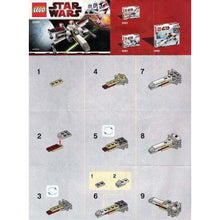 Charger l'image dans la galerie, LEGO X-wing Fighter - Mini polybag - 30051 - Star Wars