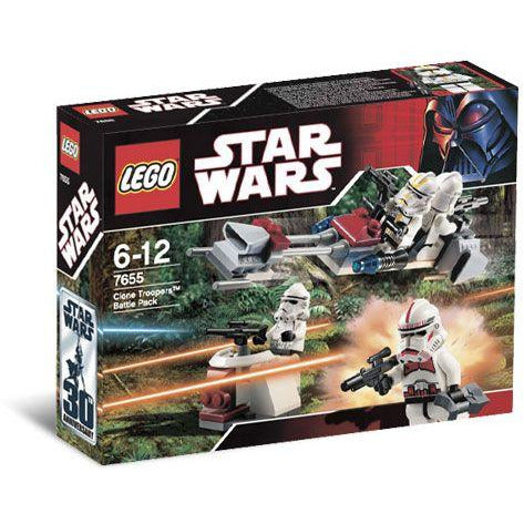 LEGO Clone Troopers Battle Pack - 7655 - Star Wars image