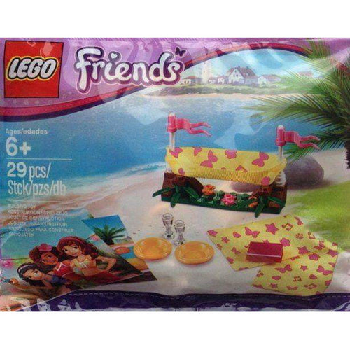 LEGO Beach Hammock (Polybag) - 5002113 - Friends image