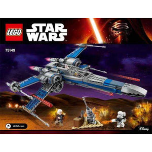 LEGO X-Wing Fighter de la Résistance - 75149 - Star Wars image