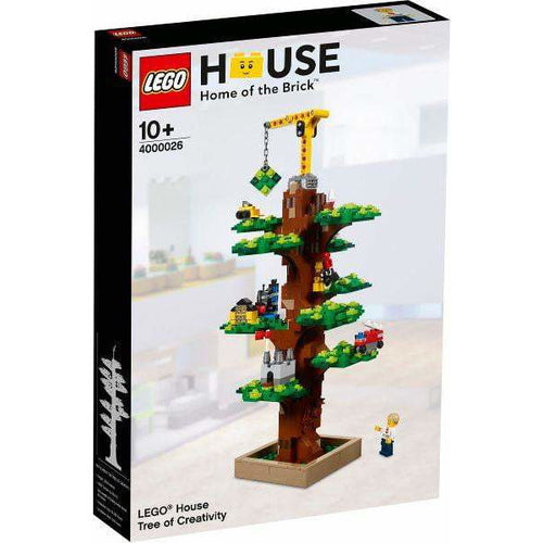 LEGO Tree of Creativity - 4000026 - LEGO Brand image