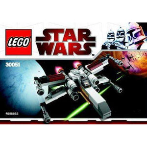 LEGO X-wing Fighter - Mini polybag - 30051 - Star Wars