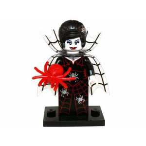 LEGO Spider Lady, Series 14 - col14 - Figurines image