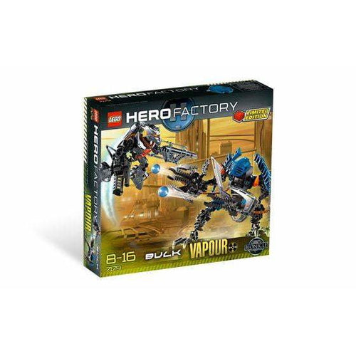 LEGO Bulk and Vapour - 7179 - Hero Factory image
