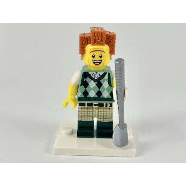 LEGO 71023 Gone Golfin' President Business, The LEGO Movie 2