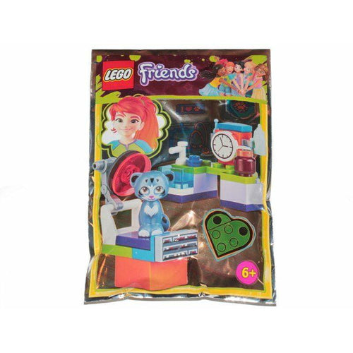 LEGO Veterinary Cabinet foil pack - 561805 - Friends image