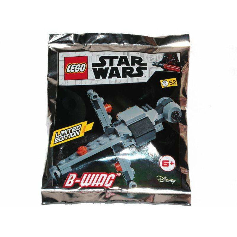 LEGO B-wing - Mini foil pack - 911950 - Star Wars image