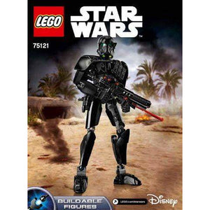 LEGO Imperial Death Trooper - 75121 - Star Wars image