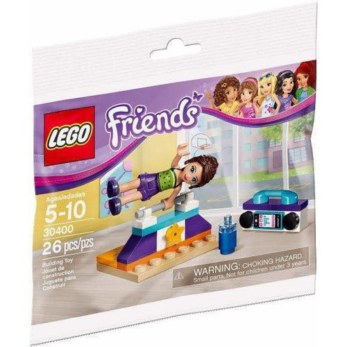 LEGO Gymnastic Bar (Polybag) - 30400 - Friends image