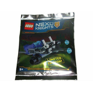 LEGO Stone Giants' Gun foil pack - 271719 - Nexo Knights image