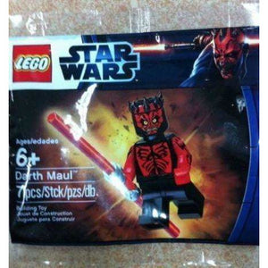LEGO Dark Maul (Polybag) - 5000062 - Star Wars image