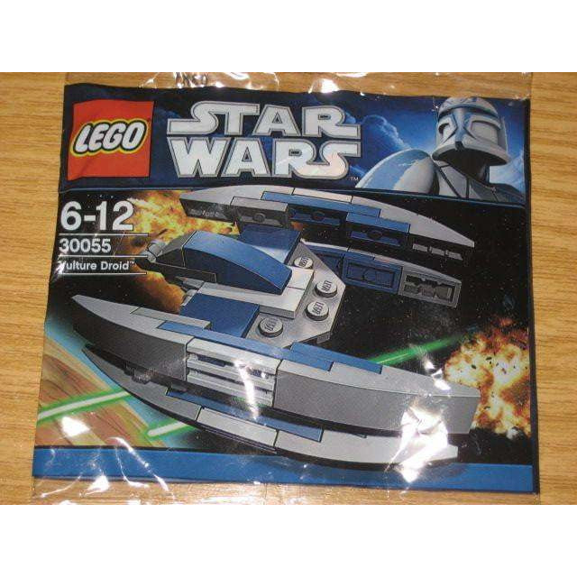 LEGO 30055 Vulture Droid - Mini polybag