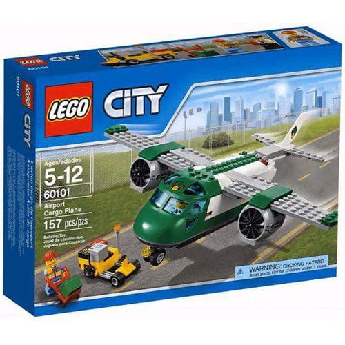 LEGO L'avion cargo - 60101 - City image