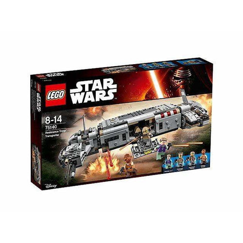 LEGO Resistance Troop Transporter - 75140 - Star Wars image