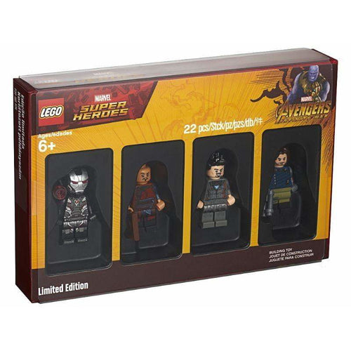 LEGO Bricktober 2018 LEGO Marvel Super Heroes [Exclusive Minifigures Toys'R'Us] - 5005256 - Figurines image