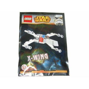 LEGO X-wing Micro foil pack - Swmagpromo - Star Wars