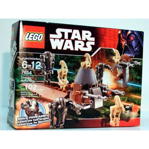 LEGO Droids Battle Pack - 7654 - Star Wars image