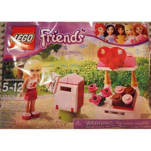 LEGO Mailbox (Polybag) - 30105 - Friends image