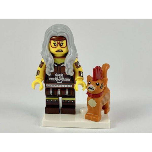 LEGO Sherry Scratchen-Post & Scarfield , The LEGO Movie 2 - 71023 - Figurines image