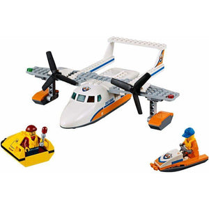 LEGO L'hydravion de secours en mer - 60164 - City