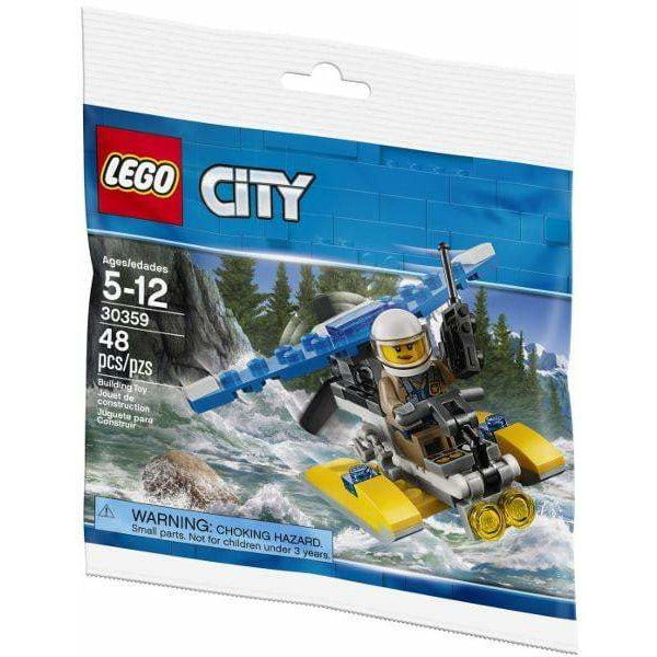 LEGO Police Water Plane (Polybag) - 30359 - City image