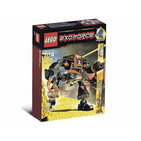 LEGO Claw Crusher - 8101 - Exo-Force image