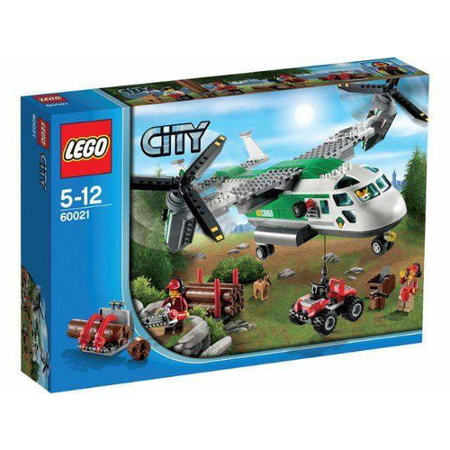 LEGO L'avion cargo - 60021 - City image