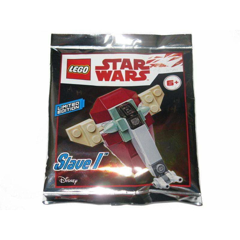 LEGO Slave I - Mini foil pack - 911945 - Star Wars image