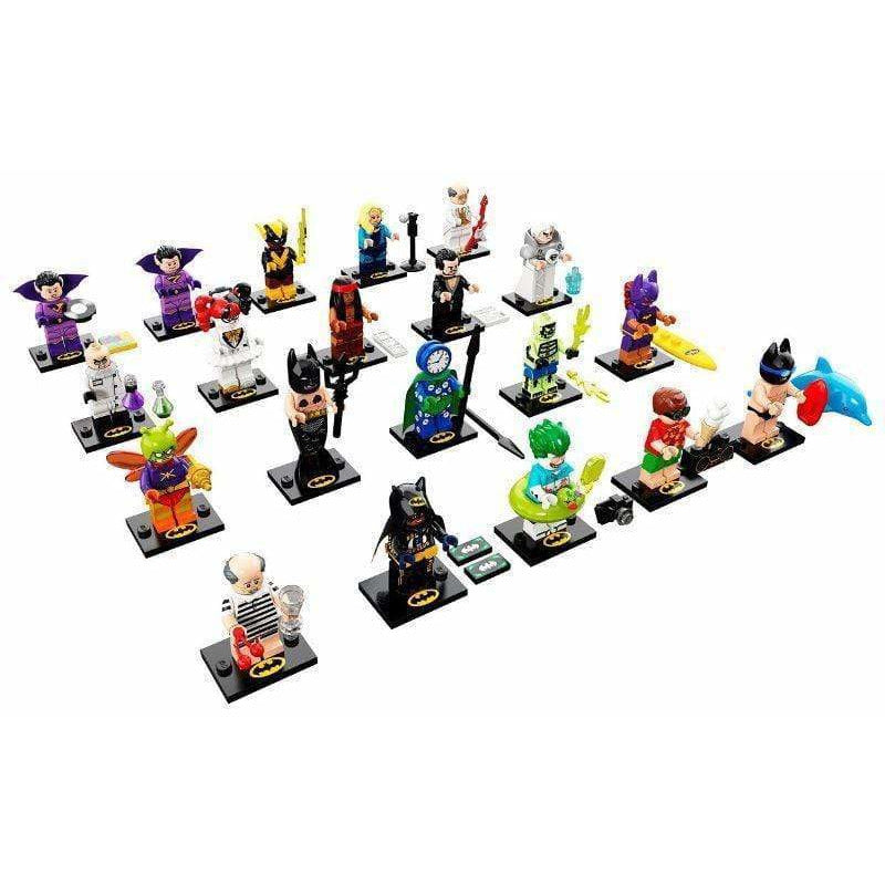 LEGO 71020 Minifigure, The LEGO Batman Movie, Series 2 (Complete Random Set of 1 Minifigure) - Collectible Minifigures / The LEGO Batman Movie image